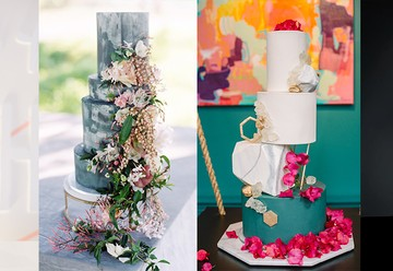Unique Wedding Cake Designs with Hey There, Cupcake
