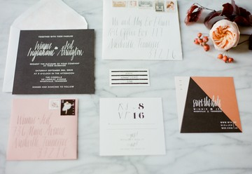 Send Out Save The Dates And Invitations