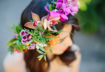 Aisle Planner Flower Crowns
