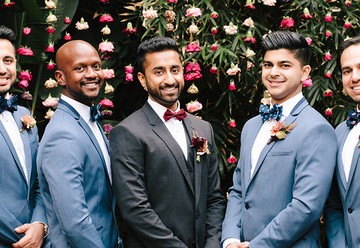 Make the Groom Stand Out on Your Wedding Day