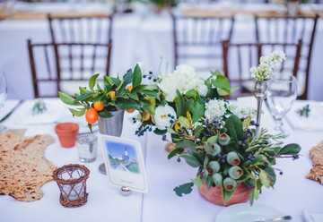 Ensuring Your Tablescape Design Works for Your Food Service Type