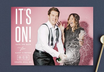 Our Favorite Save the Dates from Minted