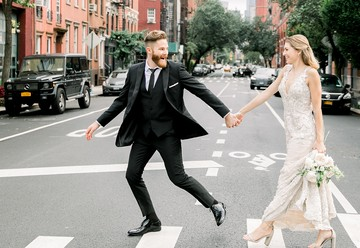 Generation Tux New York City Elopement