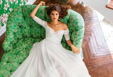Spring 2020 Gown Trends: BHLDN's Video Lookbook at The Greenbrier