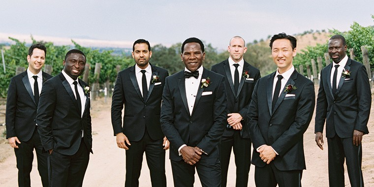 How to Be a Great Groomsman