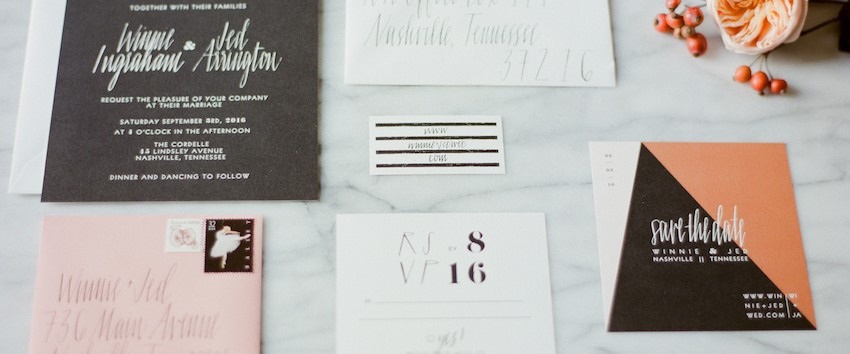When Should Save The Dates Be Sent: When To Send Out Save The Dates And Invitations