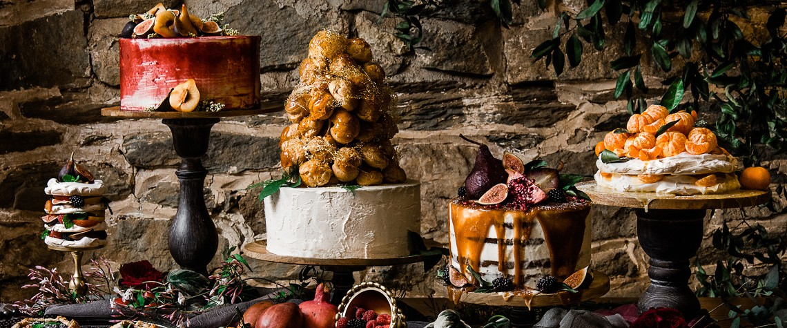 Fall Wedding Cake Ideas That Will Wow Your Guests