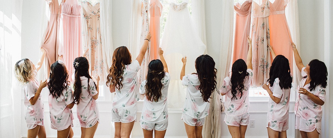 The Cost of Being in Your BFF's Wedding Party