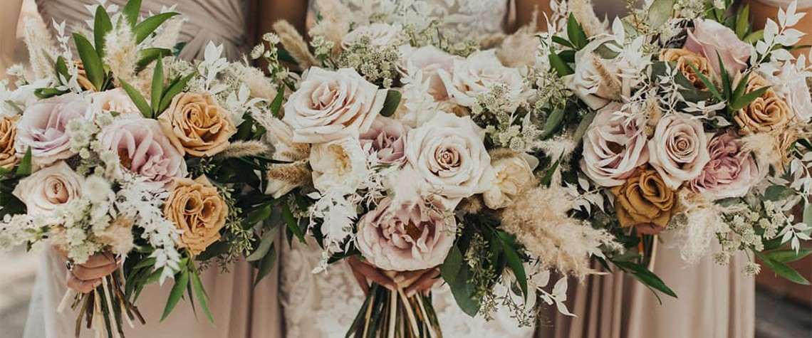 Top 5 Wedding Flower Trends for 2020