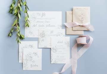 Sara Kate Couture Stationery & Calligraphy