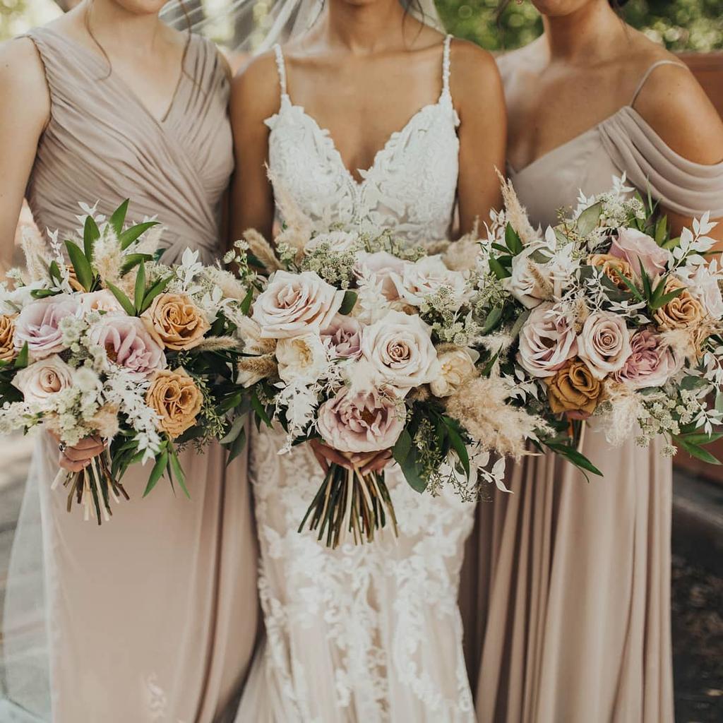 Top 5 Wedding Flower Trends For 2020