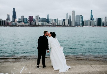 Glamorous NYE Wedding in Chicago
