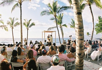 A Beach Chic Island Wedding