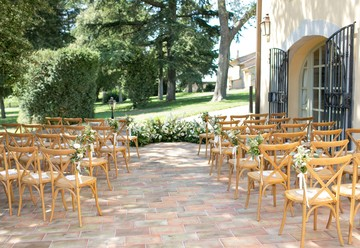 An Elegant Provencal Wedding
