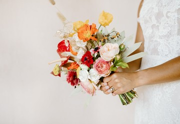 Modern Southwest Bridal Inspiration