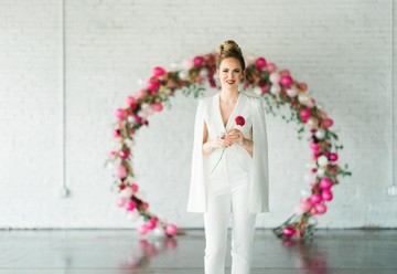 Warehouse Wedding Inspiration at Haus 820