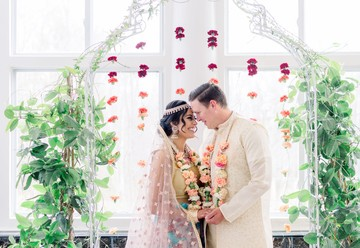 Elegant Interfaith Wedding Inspiration