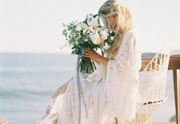 Boho-Coastal from Brilliant Wedding Co.