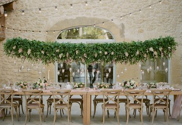 A Soft and Elegant Provence Wedding