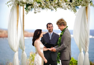 A Lana'i Wedding By The Sea