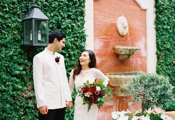 Simple Luxury: A Hotel Granduca Wedding