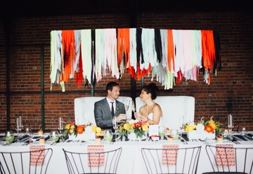 Urban Brunch Wedding