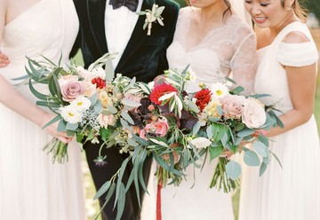 Classic Summer Wedding in France
