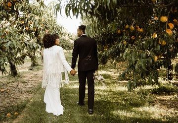 Free-Spirited Bohemian Elopement Inspiration