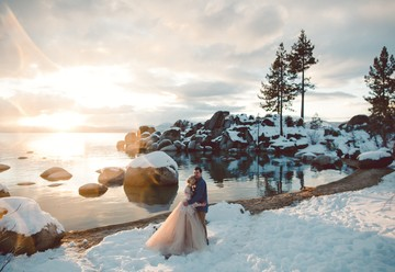 Lake Tahoe Winter Wedding from Audere Events