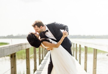 A Lowndes Grove Plantation Wedding