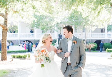 South Carolina Wedding with Old World Flair