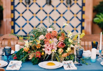 Mediterannean Wedding Inspiration