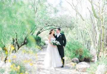 Magnificent Mazel Tov: A Jewish, Desert Wedding