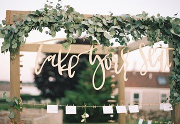 New England Wedding from mStarr Design