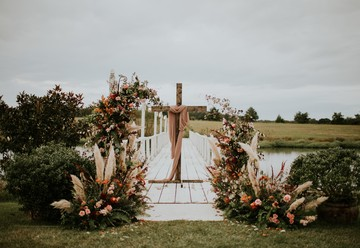 Moody Wedding Inspiration at Laurel Haven Estate