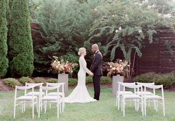 Modern Southern Wedding Inspiration