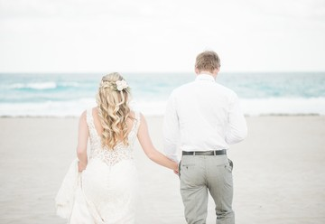 Breezy Beachside Florida Wedding