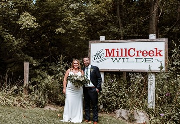A Natural MillCreek Wilde Wedding