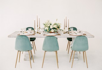 Natural Minimalist Wedding Inspiration