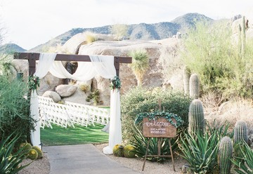 Dreamy Desert Wedding in Scottsdale