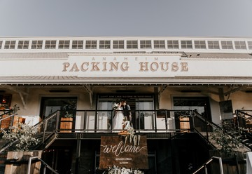 Organic Anaheim Packing District Wedding
