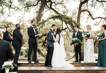 Romantic Hill Country Wedding at Park 31