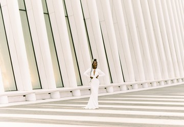 Modern Metropolis Wedding Inspiration