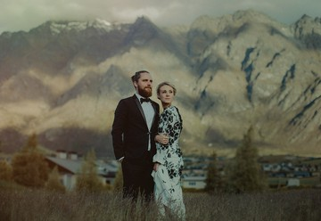 Destination Wedding in New Zealand