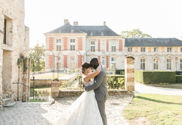 Spring Splendor: A Chateau Wedding in France