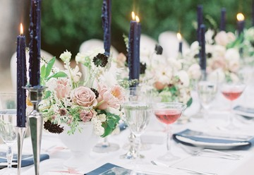 Fine Art Wedding at Atlanta's Swan House