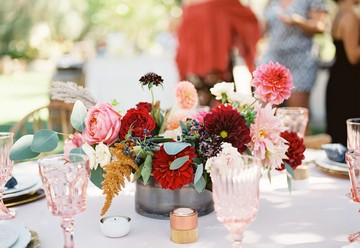 Garden Bridal Shower from To La Lune