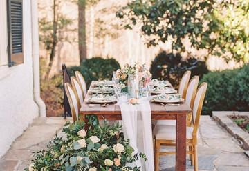 Gorgeous Garden Wedding Inspiration