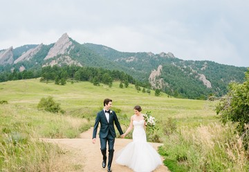 A Mountainous Marvel: A Colorado Wedding