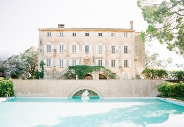Summer Wedding Inspiration at Bastide du Roy